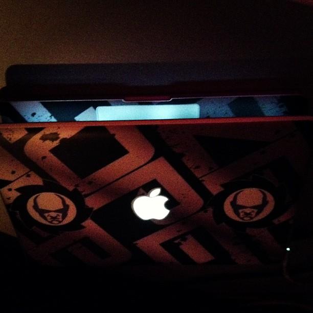 Zeb lopez designed MacBook PRO :)