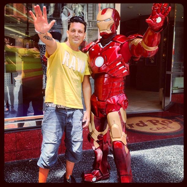 New Friend, iron man 3
