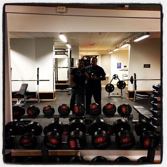 At The gym #fitness24 Hammarby sjöstad
