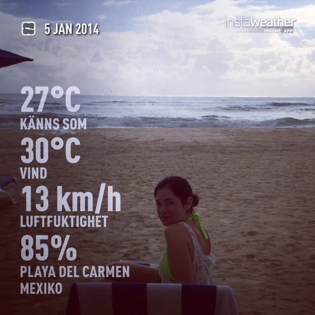#Earlymorning fun #cool #like #life #nice #happy #colorful #photooftheday #amazing #playadelcarmen #mexiko #day #morning #mx