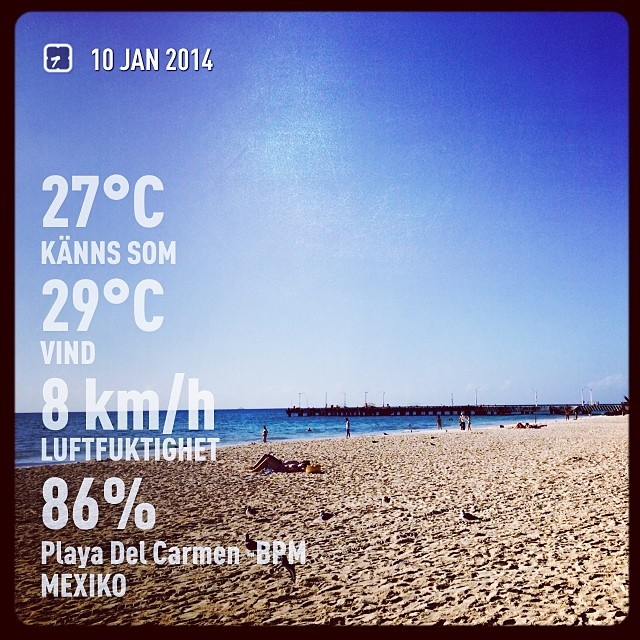 First on The Beach :) 08 Am