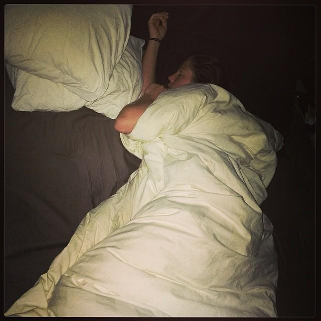 Var ska jag sova då :((