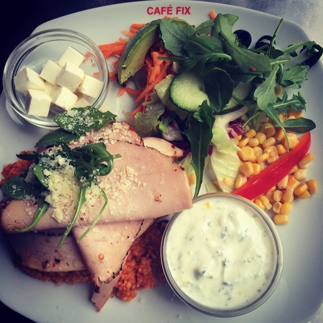 LunchTime #cafefix