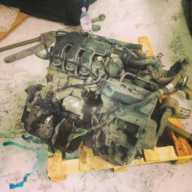 Smart fortwo ! Renovera!! Motor!