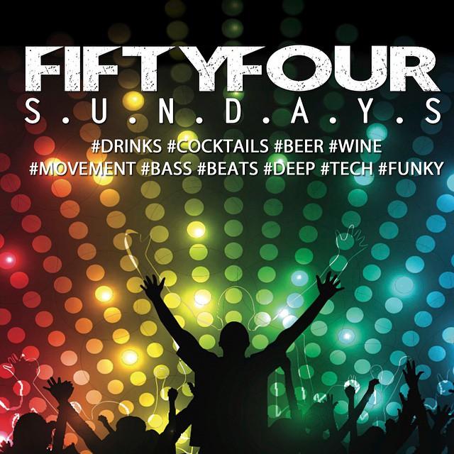 FiftyFour S.U.N.D.A.Y.STonight Hosted By:Tim Wallbom & Zeb Lopez Official#Timwallbom #ZebLopez #Drinks #Deep #Cocktails #Tech #Beer #Wine #Bar #DJ #Bass #Heat #Medborgplatsen #Stockholm #Club
