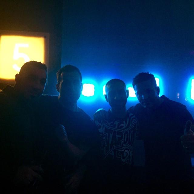 Party dudes :)