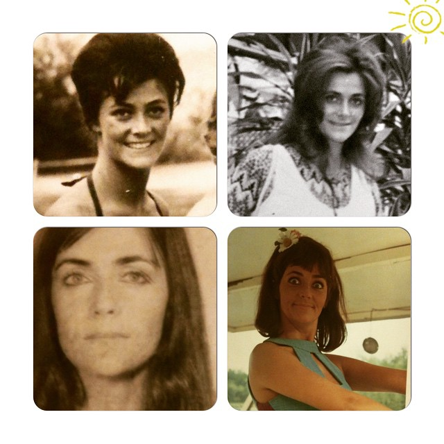 Min vackra mamma. Saknar dig! :)