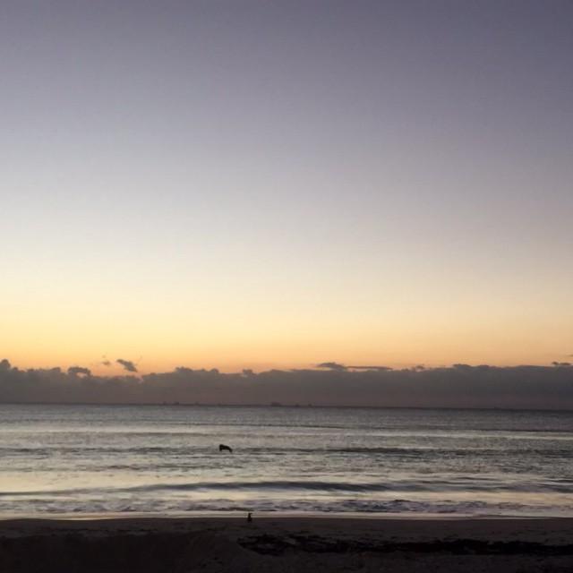 Sunrise ,Playa Car  I, #timelaps #ios8 # #mexico #playadelcarmen #pdc