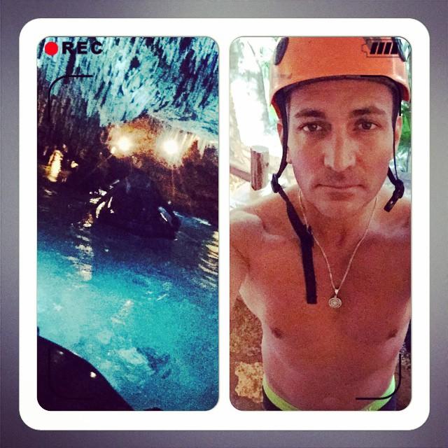 Lots of fun :) #xplore #playadelcarmen #mexico