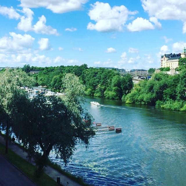Stockholm :)