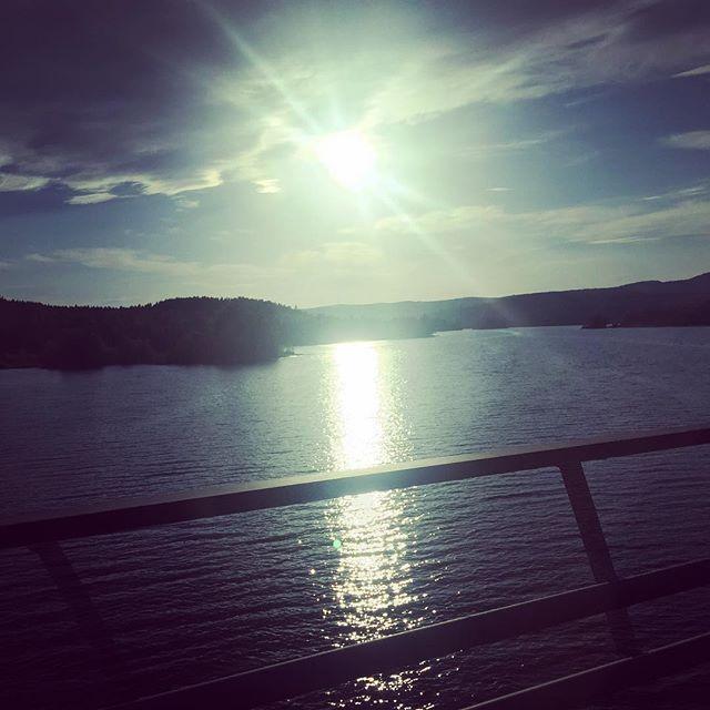 Fan vad Sverige är vackert!