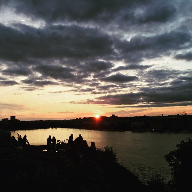 Hmm! :) Stockholm