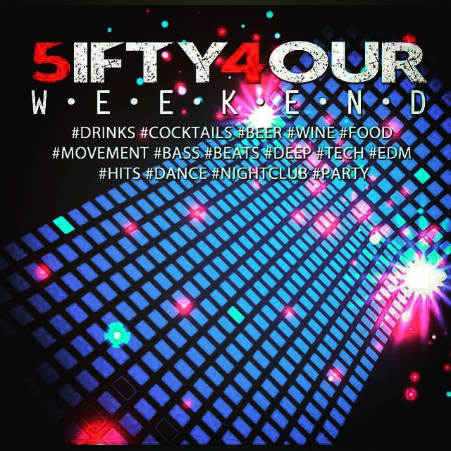 DJ @ Fifty-Four presenting Fifty shades of house :) from midnight to The end :) #bar54sthlm @bar54sthlm  #club #music #dj