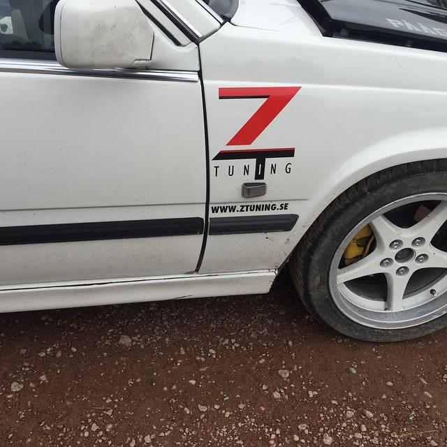 Driftingbilen / busbilen  ägs av micke på Carstyle.. S80 t6 botten, singelturbo, Installerat av styrsystem & Mappning av ZeblopeZ @ztuningse .  #maxxecu