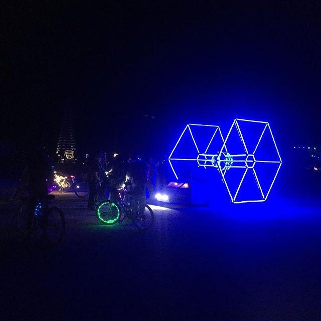 Starwars bike  #djzebofficial  #burningman