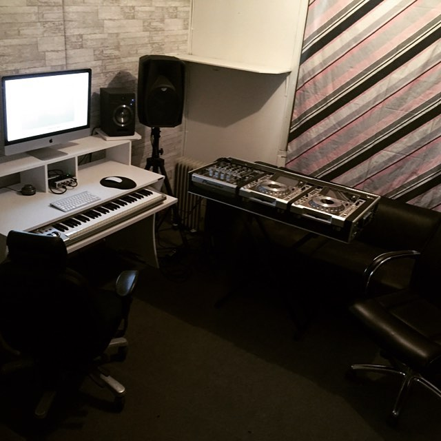 Cant wait to get back in The studio :) #productions #studio  #djzebofficial
