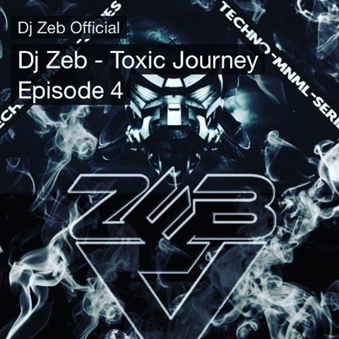 Toxic Journey Episode 4 out now! #soundcloud #mixcloud #mixtape #podcast #techno #mnml #djmix #djsets #djzeb #djzebofficial https://soundcloud.com/zeblopez/dj-zeb-toxic-journey-episode-4