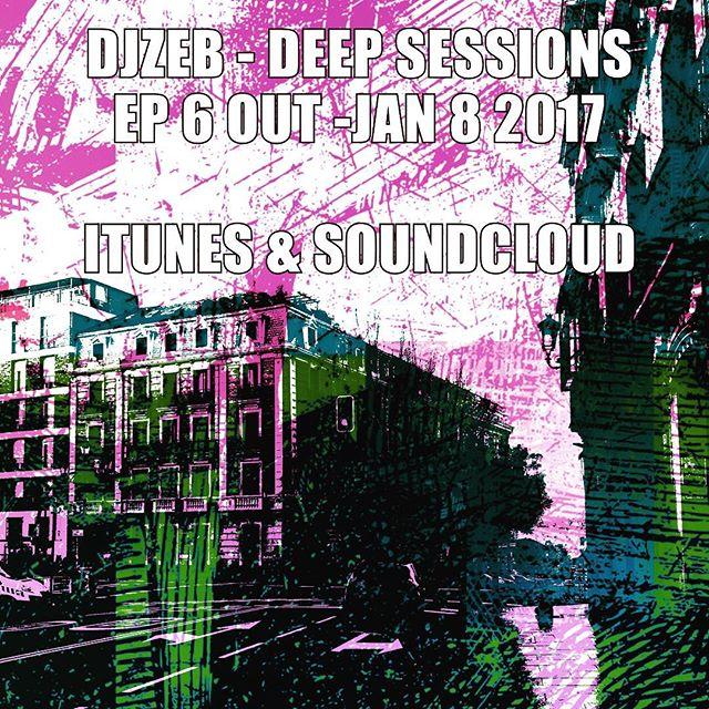 Pre pre announcement ;) #deepsessions #deephouse #djzebofficial #podcast #soundcloud  #itunes