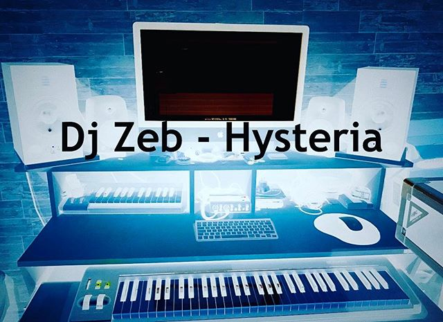 Pre-info :Soon on Beatport, Juno, Traxsource .  And Yes! My own Swedish Techno Label! :) ! #djzebofficial #producer #techno