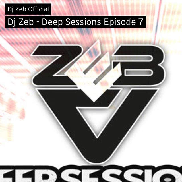 DeepSessions episode 7 is out! On SoundCloud and ITunes !