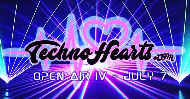 See you @technohearts TechnoHearts.com Friday 10Pm-7am ! #outdoorevents #techno #stockholm #mnml #openair