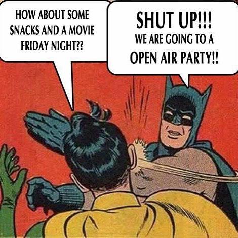 Friday Open Air 10pm -7am @technohearts  #djzebofficial #djzeb #techno #djlife